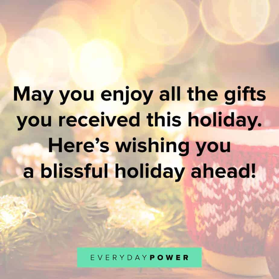 70 Happy Holidays Quotes that Celebrate Family and Love (2020)