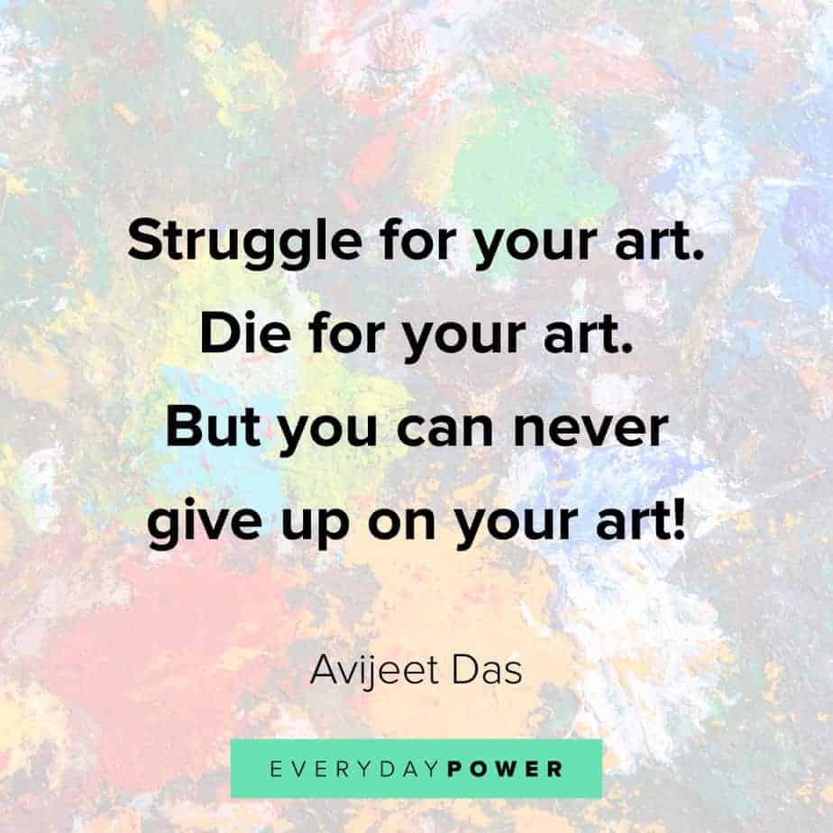 don't give up quotes about struggle