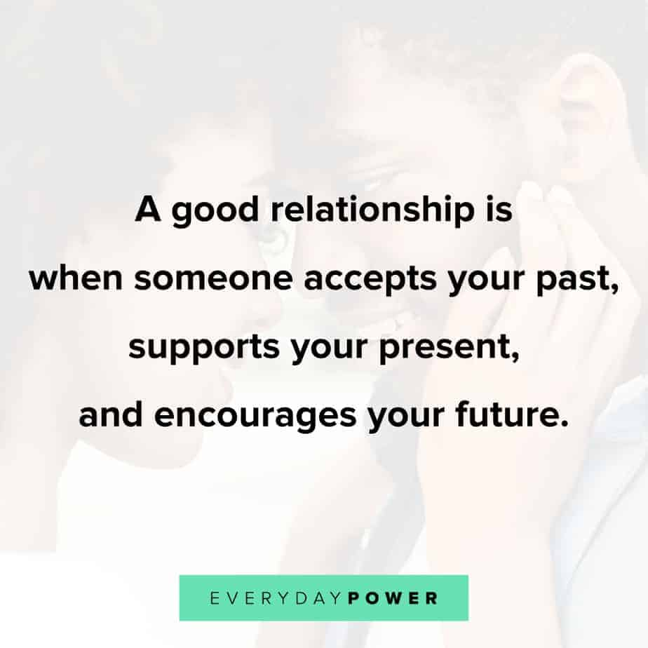 Relationship Quotes on supporting each other