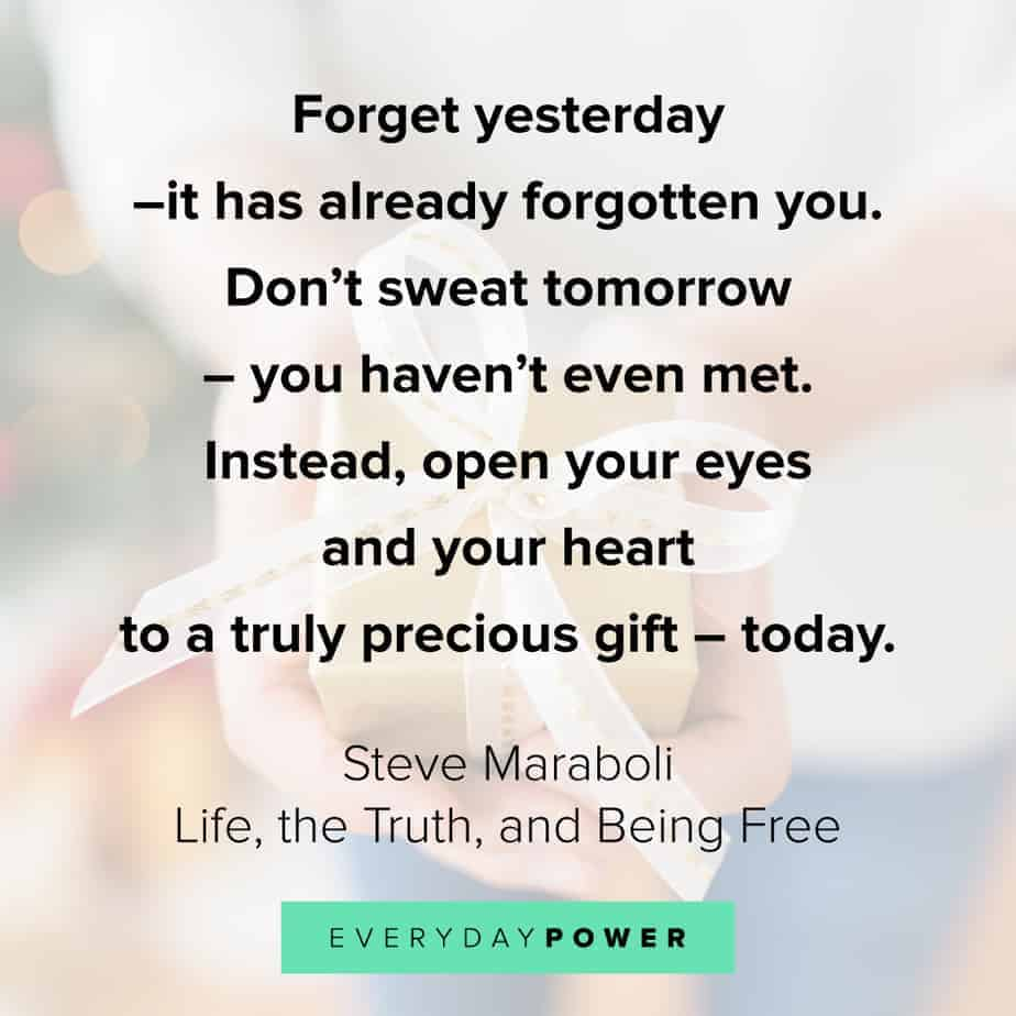 gratitude quotes about tomorrow