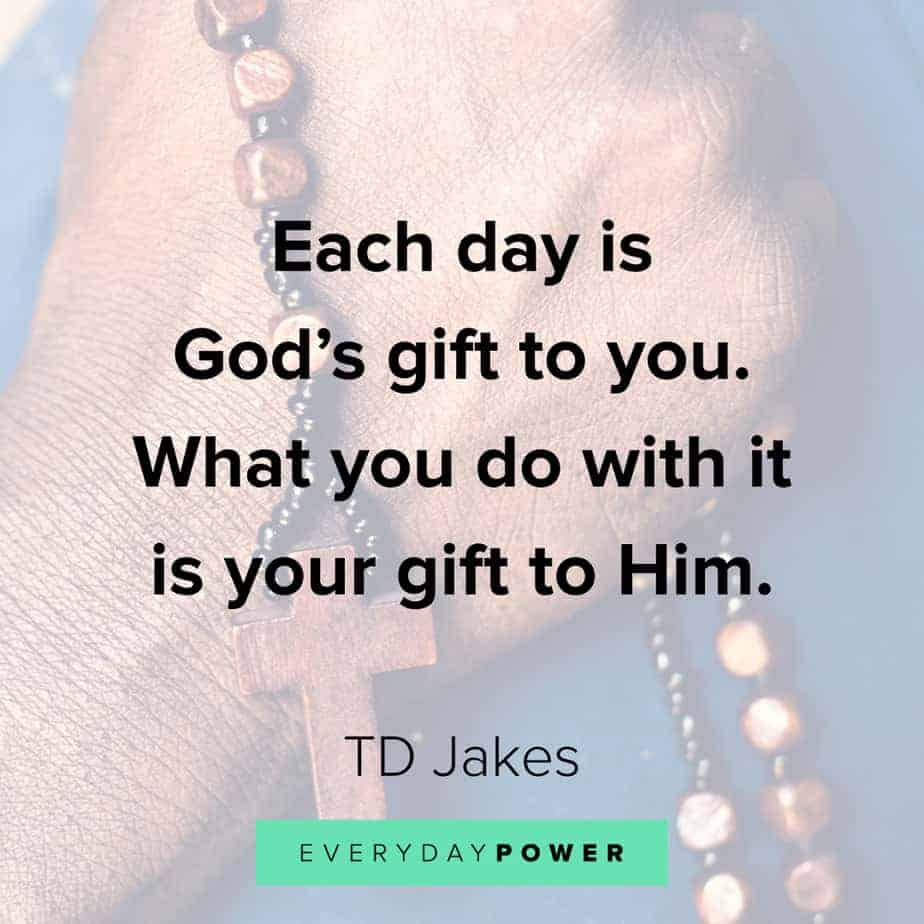 powerful TD Jakes Quotes