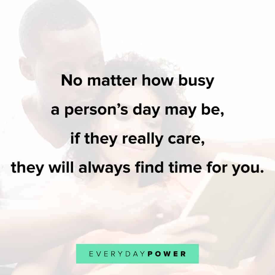 Relationship Quotes about caring