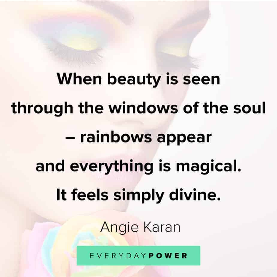 Rainbow quotes for family