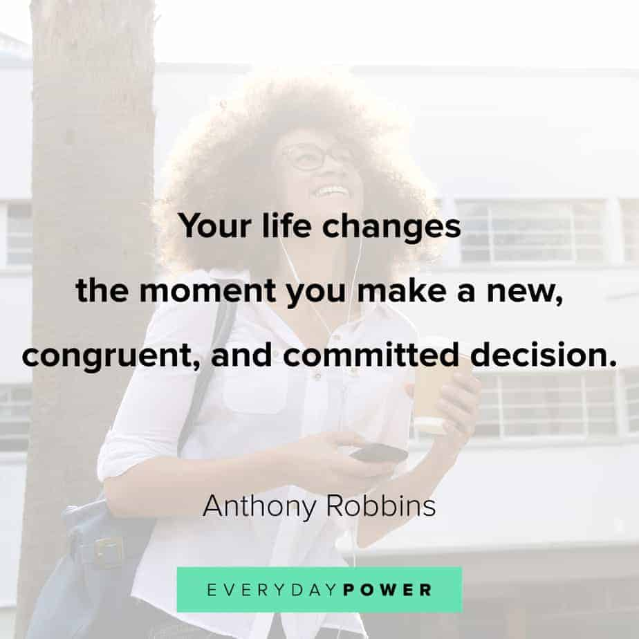 quotes about choices and changes