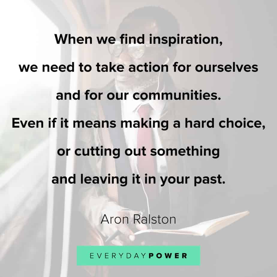 quotes about choices and taking action
