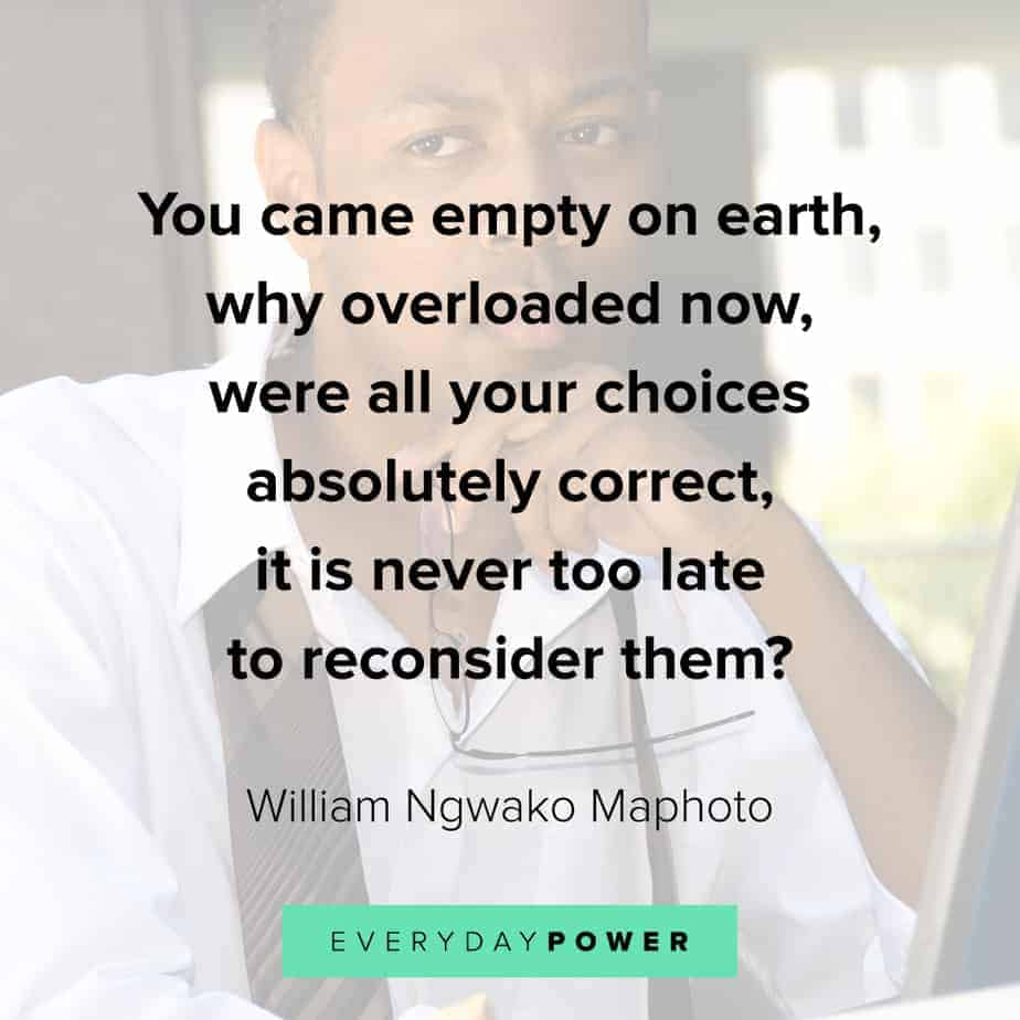 powerful quotes about choices