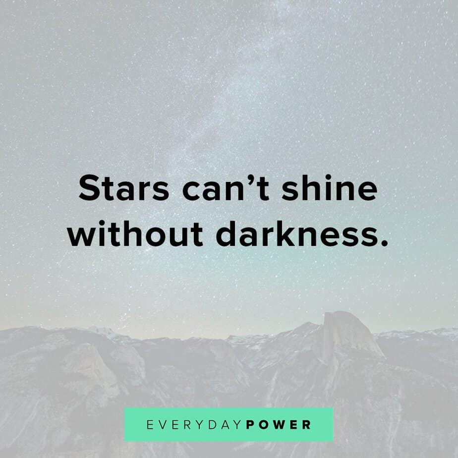 selfie quotes and captions on stars