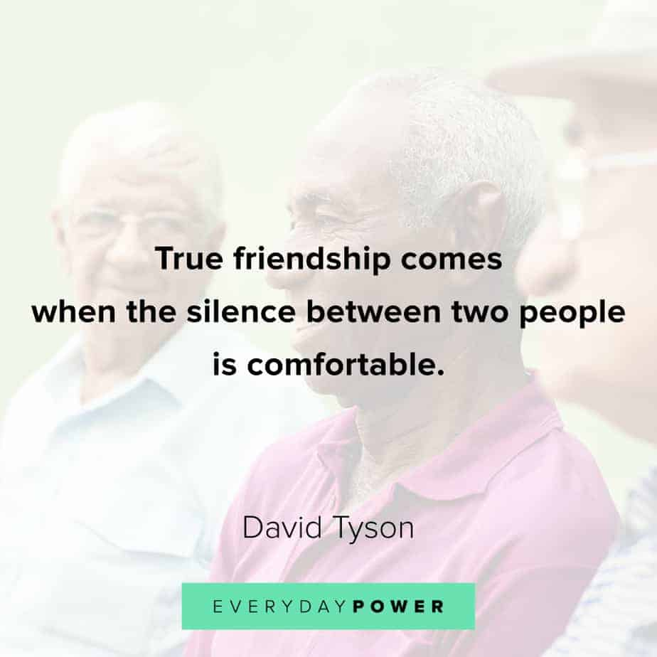 friendship quotes about comfort