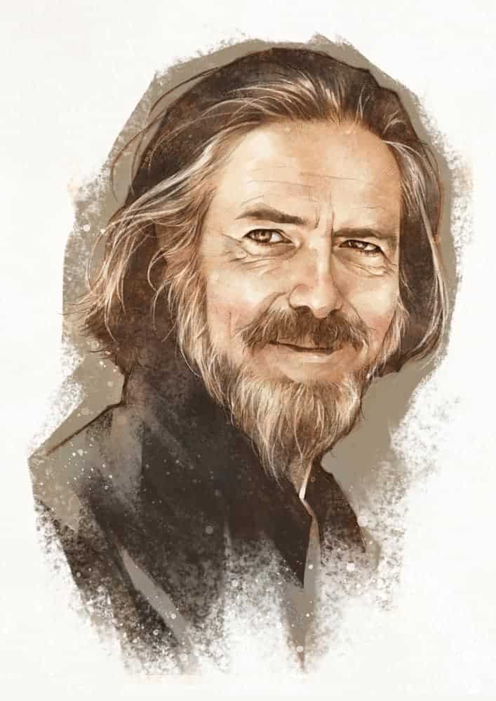 Alan Watts Quotes Celebrating Life, Love and Dreams