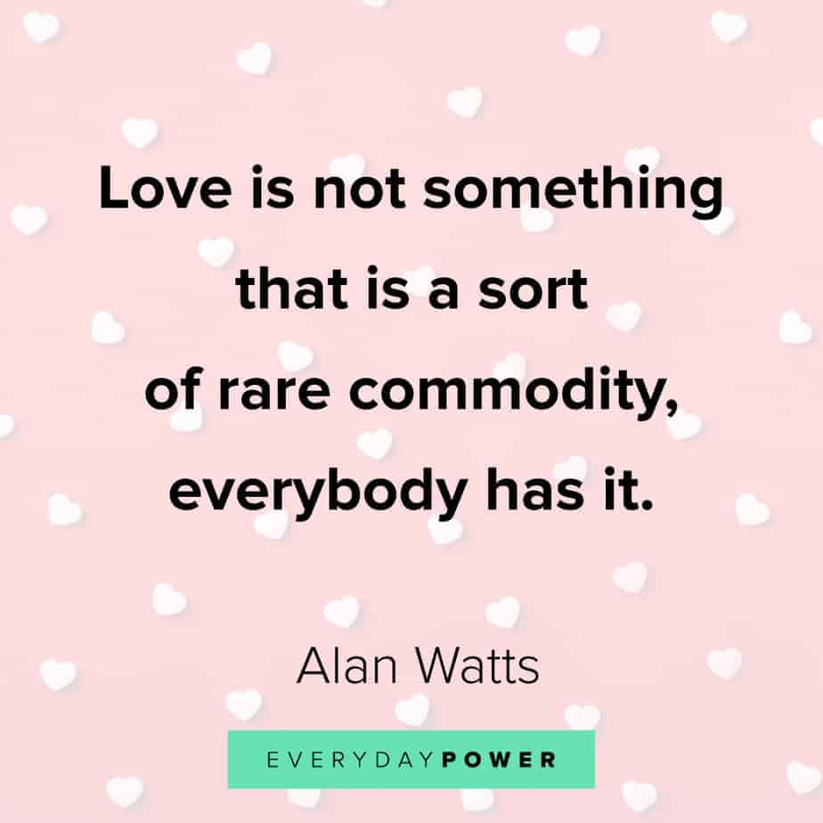 Alan Watts Quotes on friends