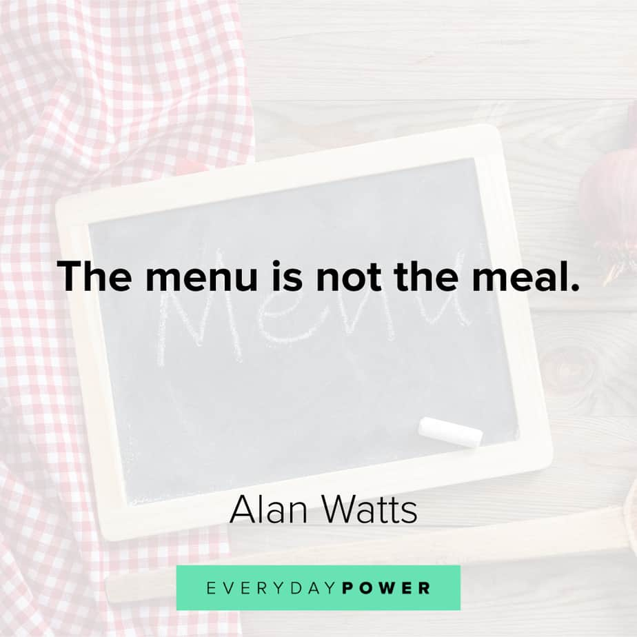Alan Watts Quotes on work