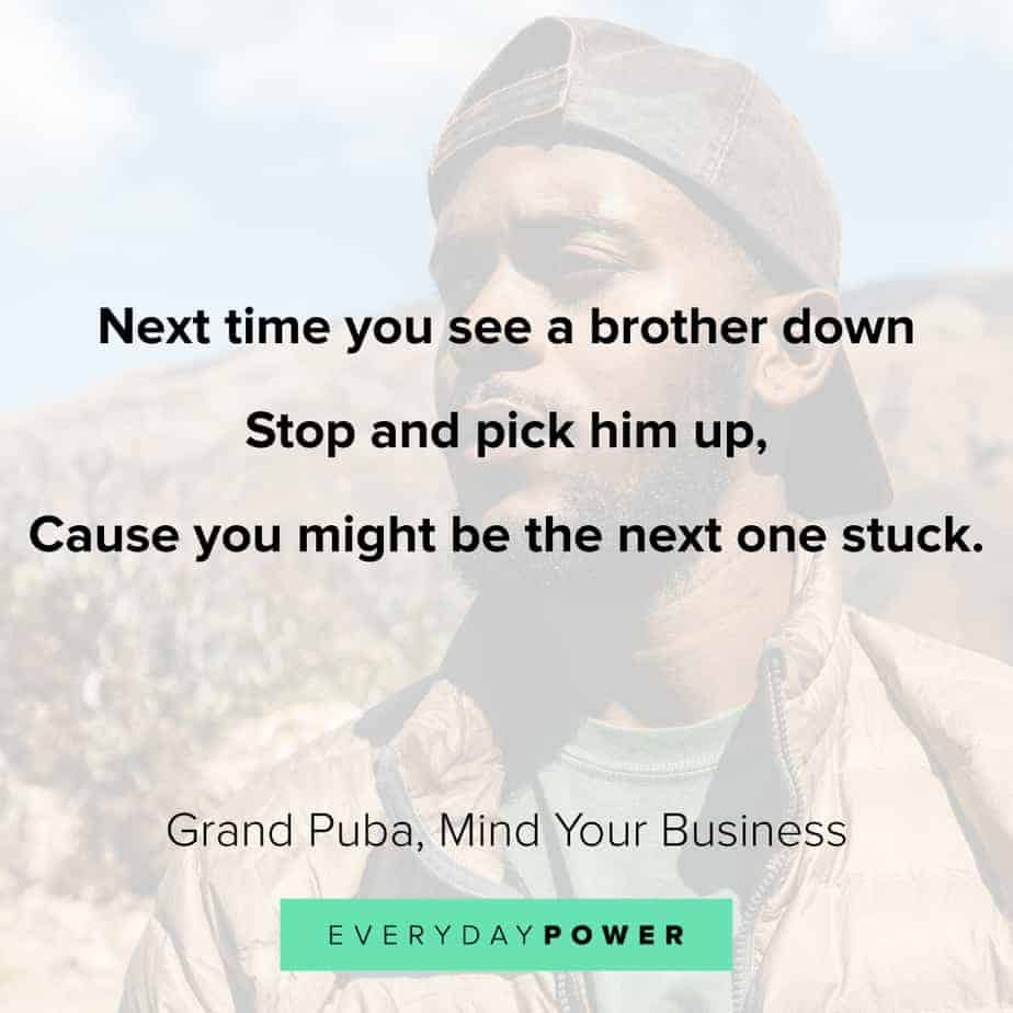 Best Rap Quotes about time