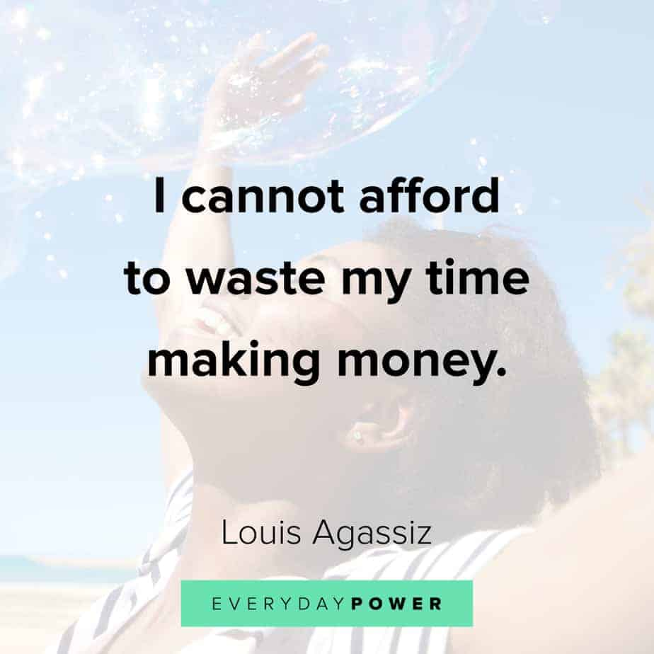 Funny inspirational quotes about making money