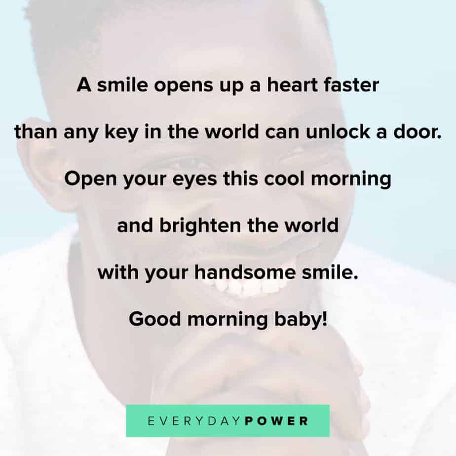 Good Morning Quotes for Him to brighten his world