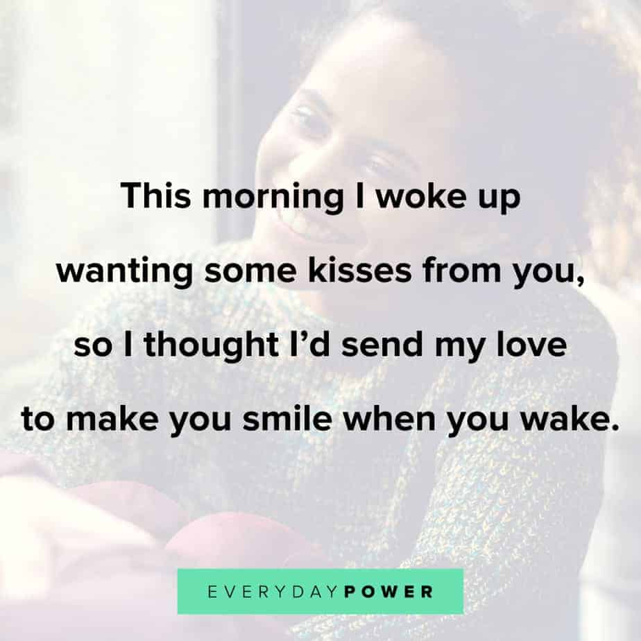 80 Good Morning Quotes for Him Celebrating Love (2020)