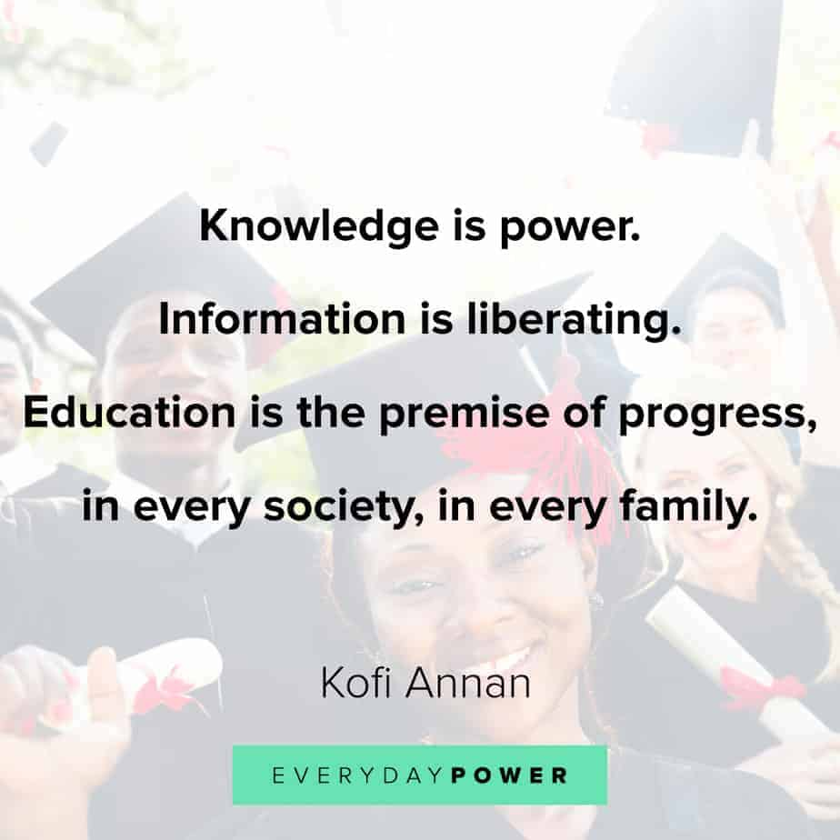 Quotes About Education and progress