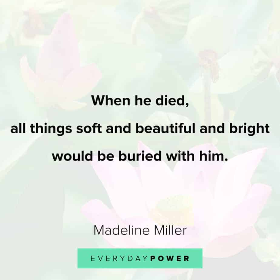 80 Quotes About Losing a Loved One | Coping with the Loss of ...