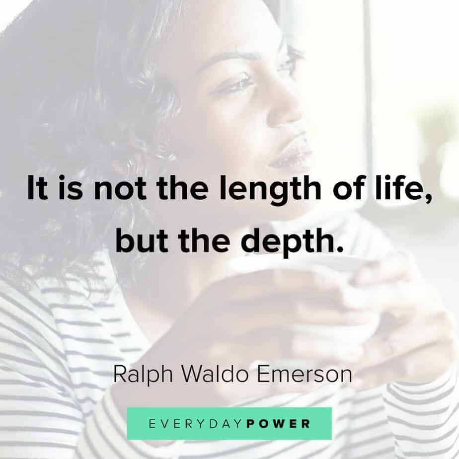 Ralph Waldo Emerson quotes on progress