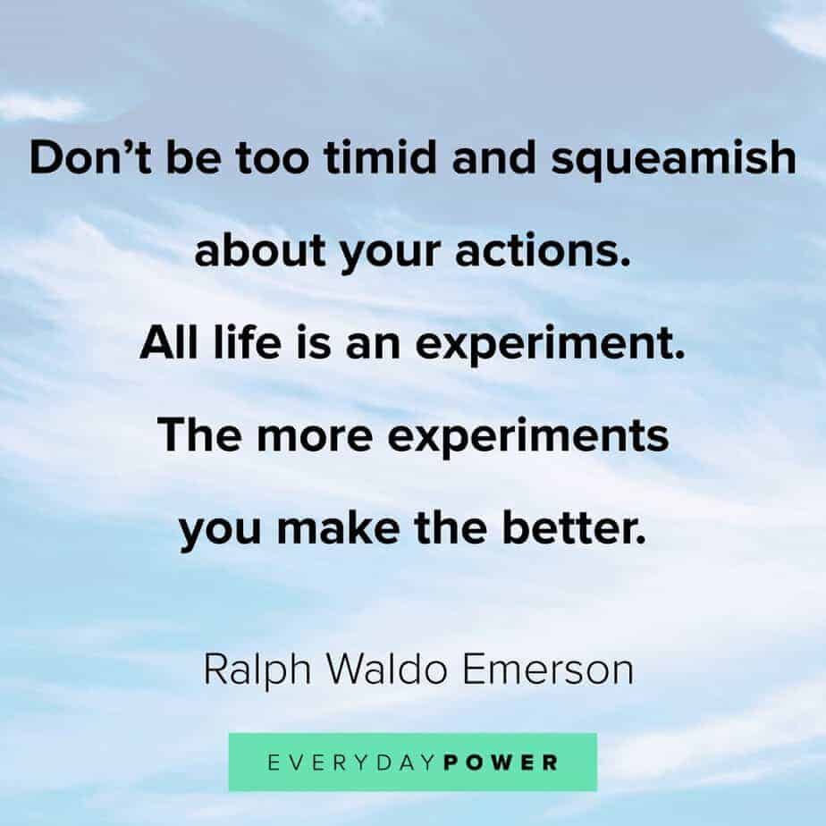 Ralph Waldo Emerson quotes to make you better