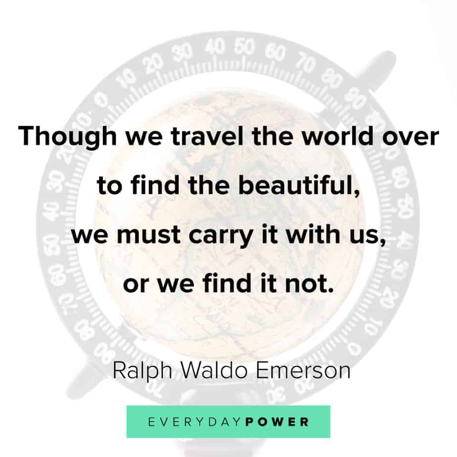 Ralph Waldo Emerson quotes on to motivate