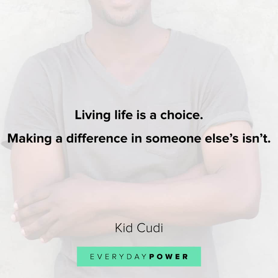 best Rap Quotes about making a difference