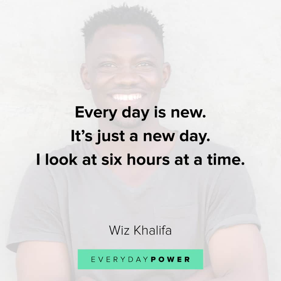 best Rap Quotes about a new day