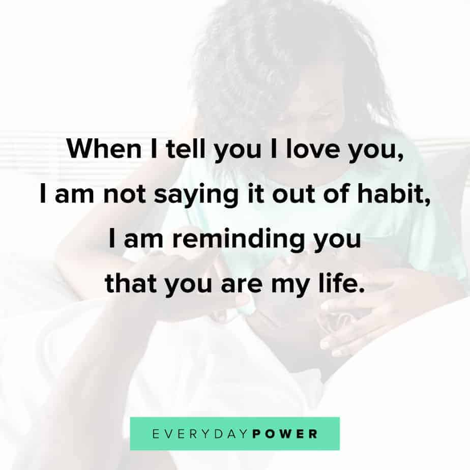 Love quotes for him expressing your love