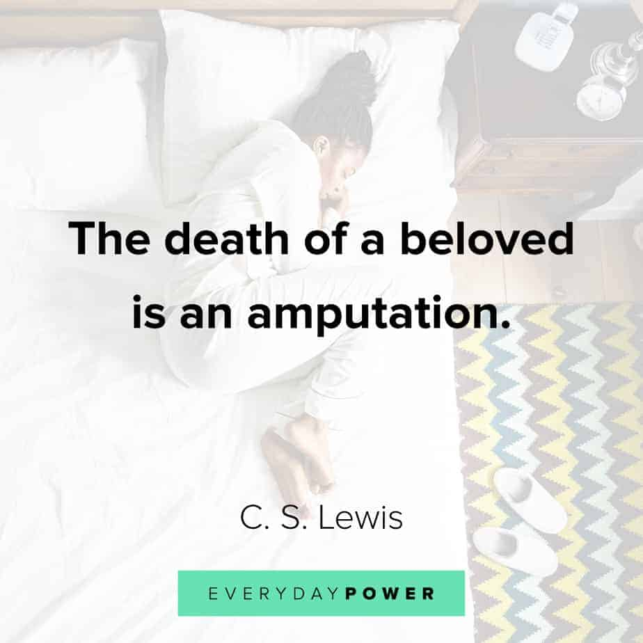 loss of a loved one quotes to make you feel better