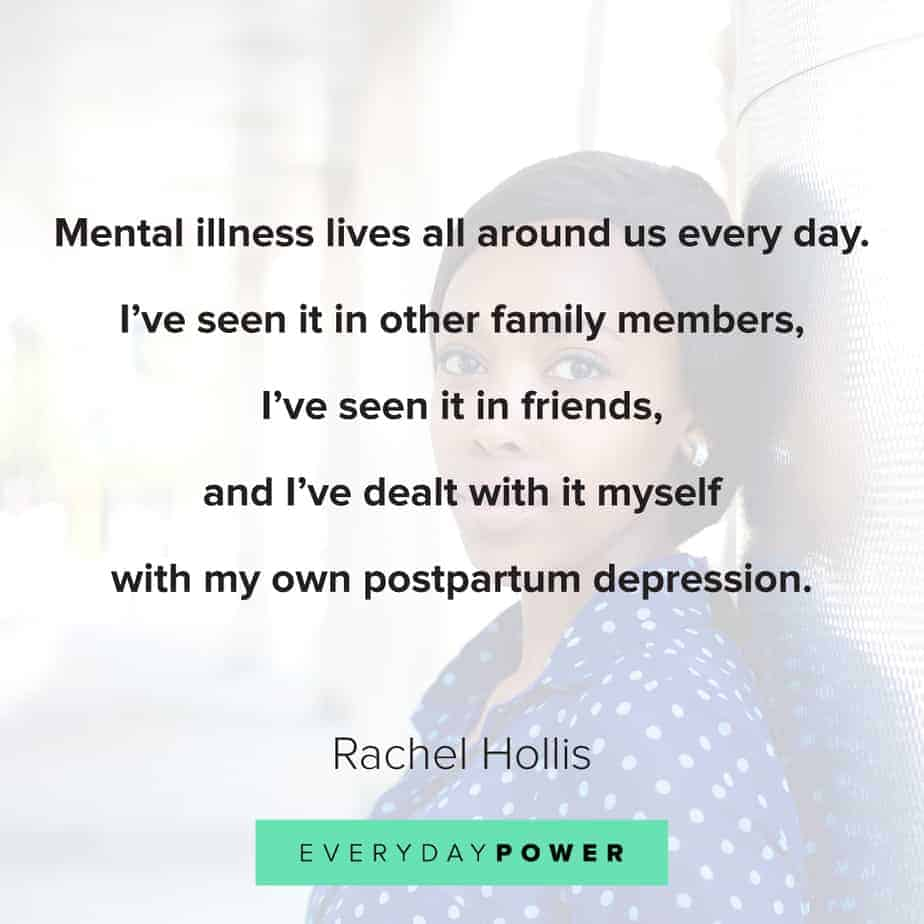 quotes about depression and mental illness