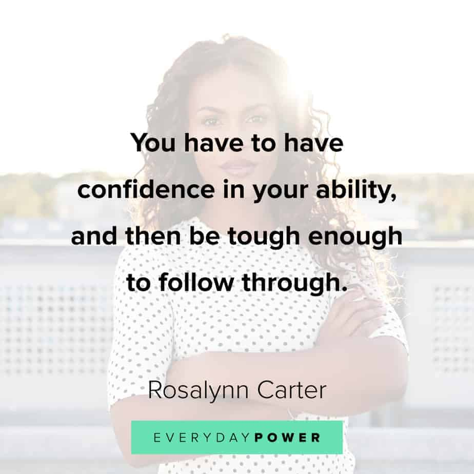 strong women quotes about ability