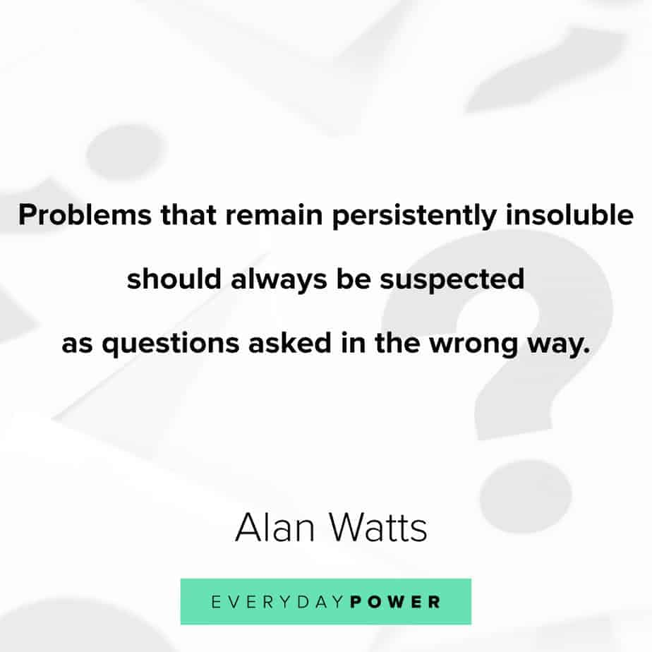 Alan Watts Quotes on dreams