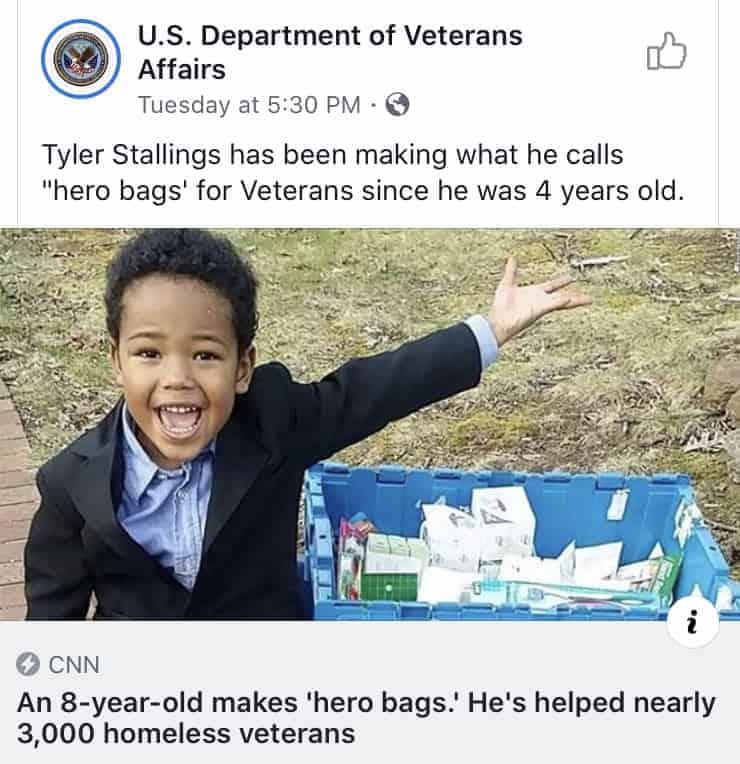 8yr old vet helper