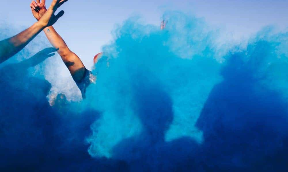blue quotes for color lovers and creatives everyday power