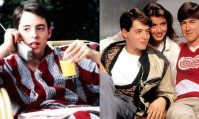 Ferris Bueller Quotes On Taking A Day Off