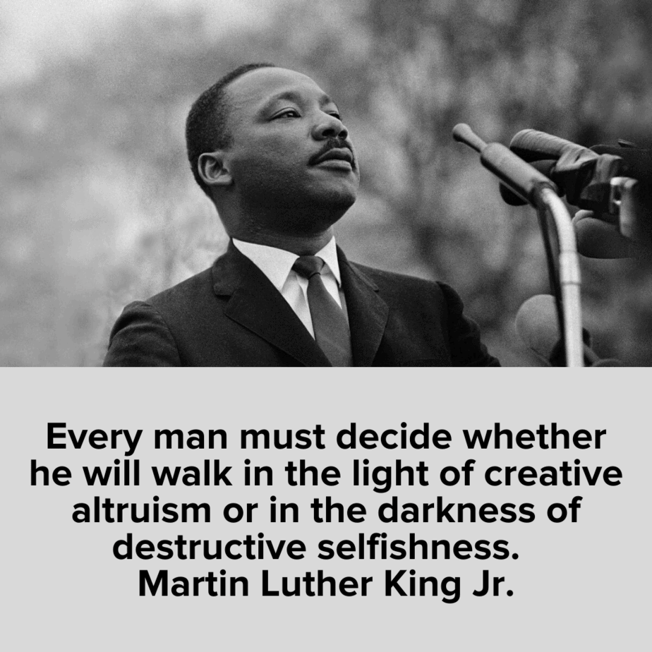martin luther king jr quotes about humanity