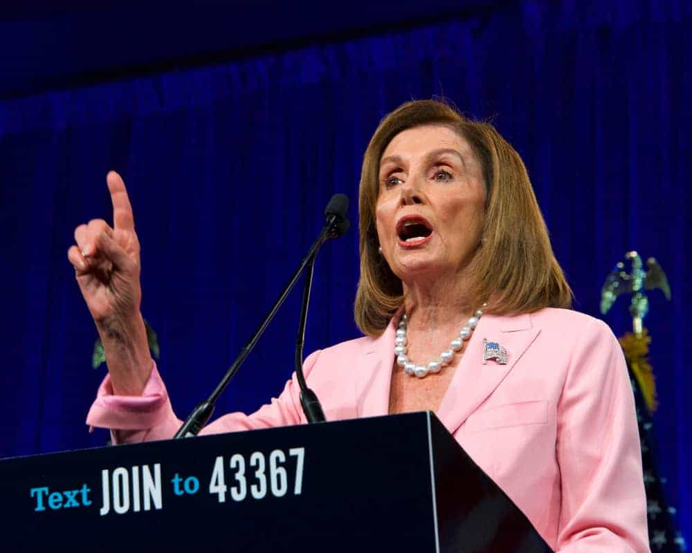 50 Nancy Pelosi Quotes From America's Most Powerful Woman