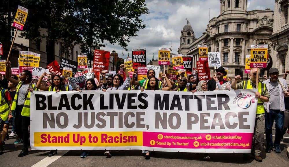Black Lives Matter Protests Truth Vs Fiction