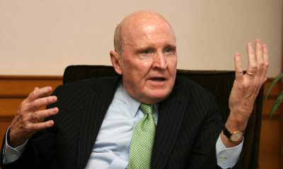 50 Jack Welch Quotes on Business and Success
