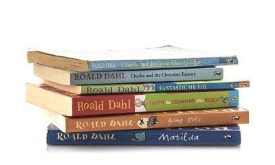 50 Roald Dahl Quotes from the World's #1 Best Storyteller