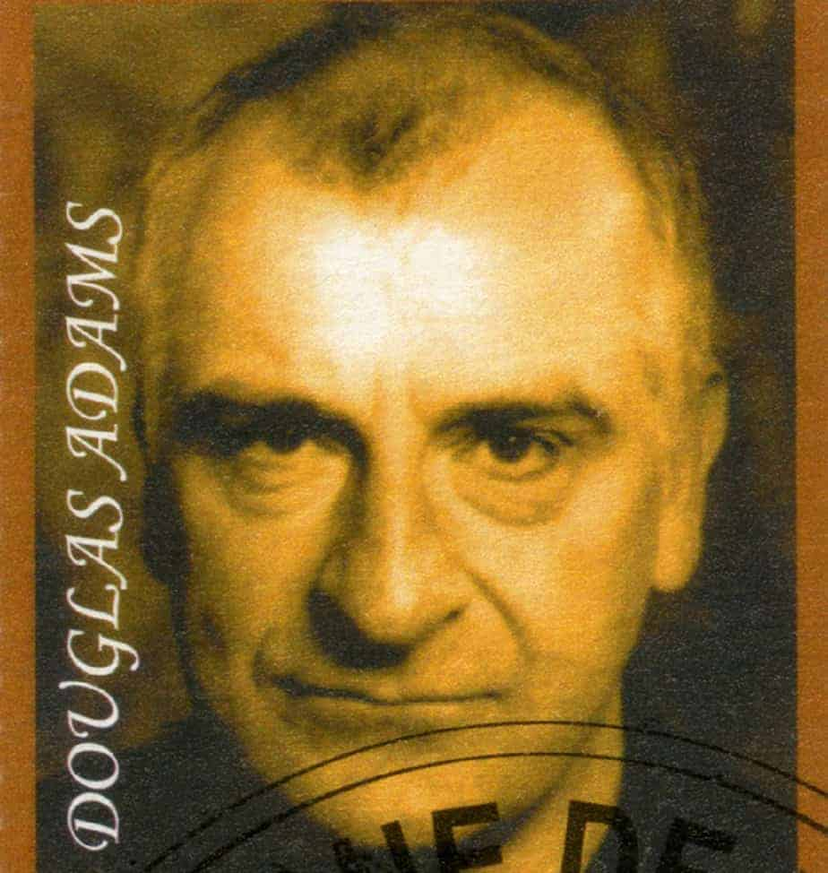 50 Douglas Adams Quotes from Some of His Most Popular Works