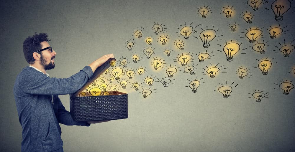 50 Idea Quotes to Get the Wheels Turning