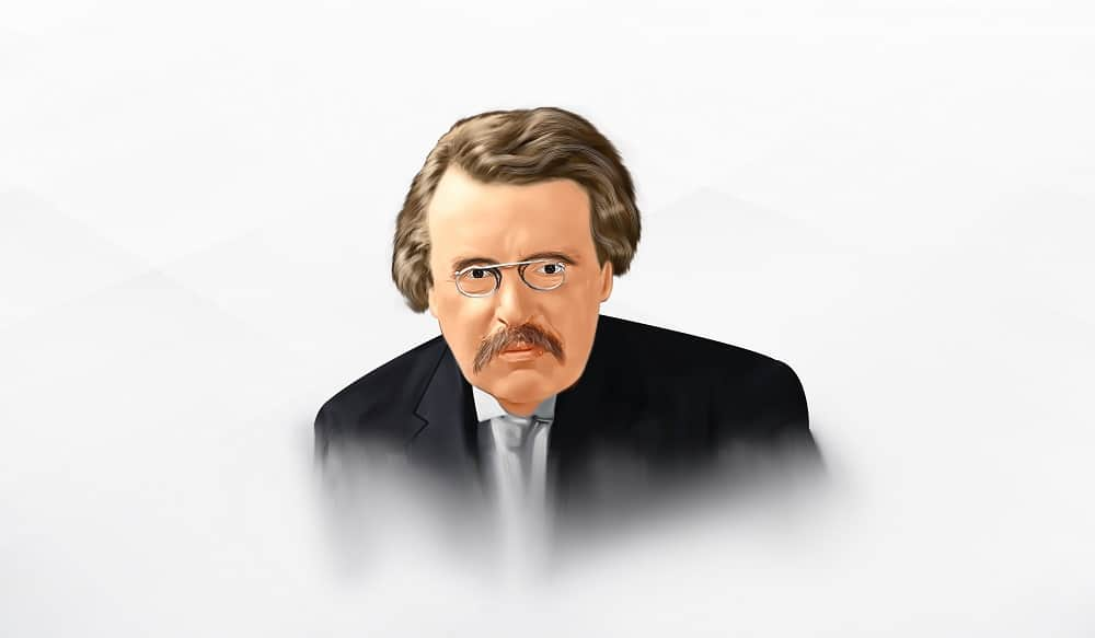 50 G.K. Chesterton Quotes from One of the Greatest Writers of His Time