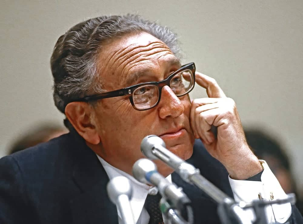50 Henry Kissinger Quotes on Leadership, Success, and Government